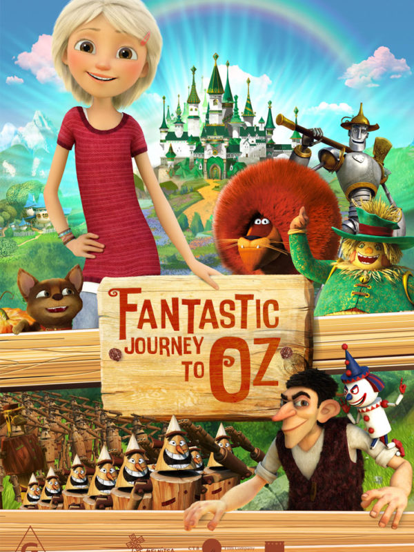 Урфин Джюс/Fantastic Journey To Oz