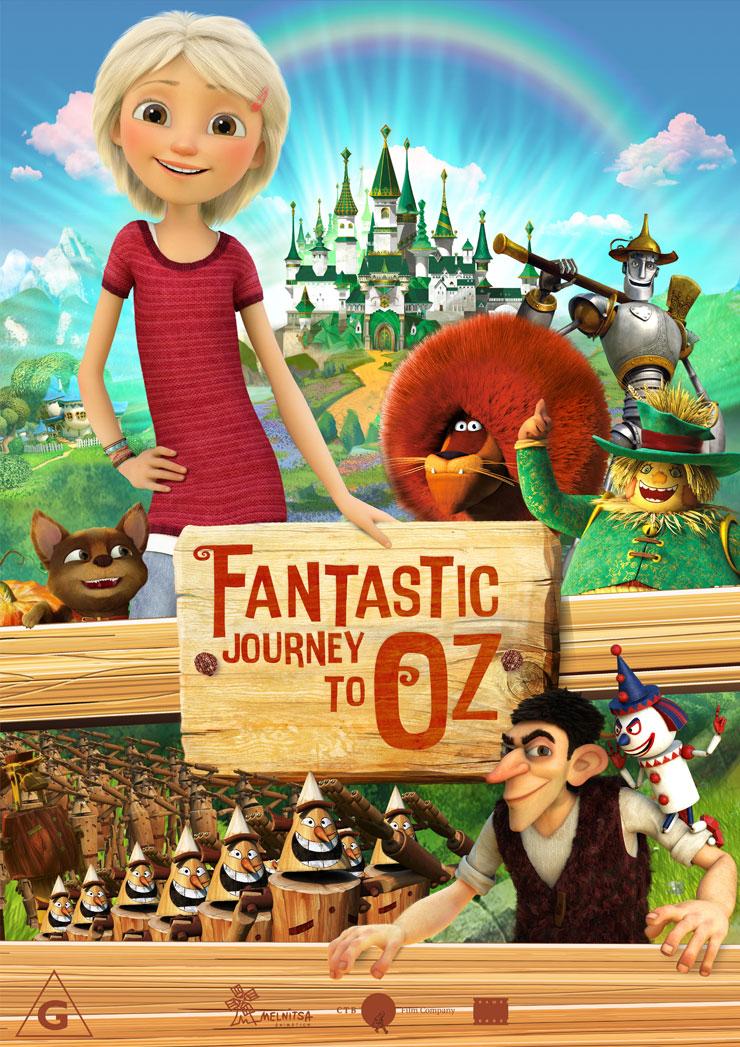 Урфин Джюс/Fantastic Journey To Oz